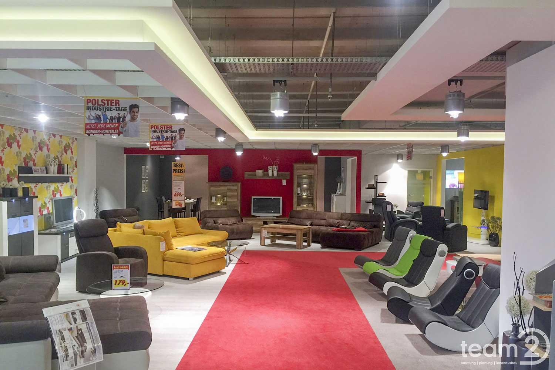 Team 2 Planungsbüro Für Den Möbelhandel Gmbh